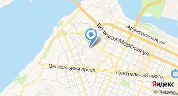НИИ Николаевская астрономическая обсерватория на карте