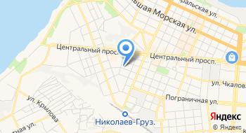 Николаевгаз Служба контроля за использованием природного газа потребителем Заводский район на карте