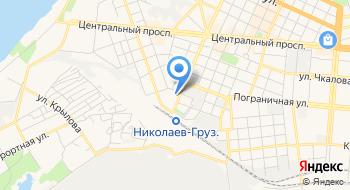 Николаевский колледж транспортной инфраструктуры Днузт на карте