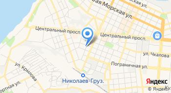 НикСан на карте