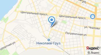 Заводский районный военный комиссариат на карте