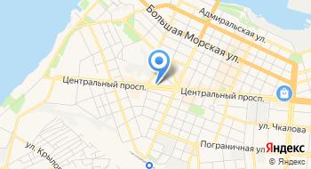 Интернет-магазин Стиль-текстиль на карте
