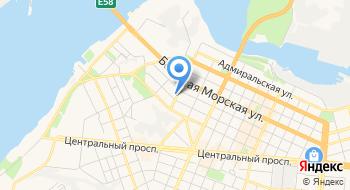 Украинский НИИ Технологии Судостроения на карте