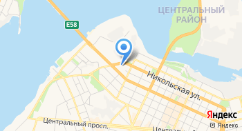 Высшее учебное заведение Международный технологический университет Николаевская политехника на карте