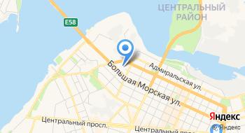 Государственное высшее учебное заведение Николаевский политехнический колледж на карте