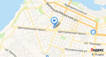 Отдел ЗАГС Главного управления государственной регистрации головного территориального управления юстиции в Николаевской области на карте