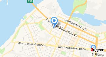 Виза сервис на карте