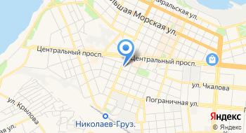Эвакуатор Николаев 24 на карте