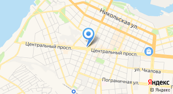 Центр розвития человека Сердце Востока на карте