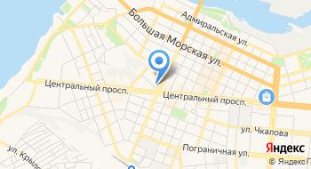 Спутник-ТВ на карте