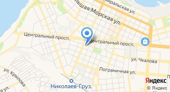 Николаевская образцовая автошкола Осоу на карте