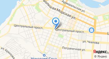 Магазин СТО компьютеров на карте