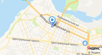 Международный информационный центр на карте