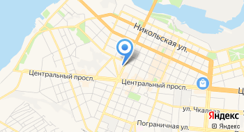 Охранное агентство Дон-юг на карте