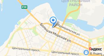 Главное следственное управление в Николаевской области на карте