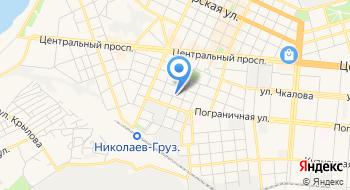 Николаевинструмент на карте