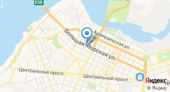 Территориальное управление государственной судебной администрации Украины в Николаевской области на карте