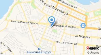 ФК Николаев-Инисс на карте