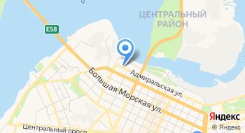 Бюро технической инвентаризации на карте
