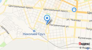 Администрация Заводского района Николаевского городского совета на карте