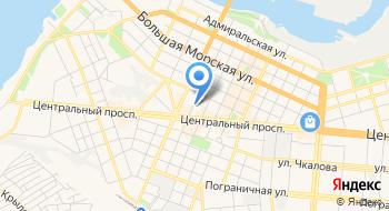 Николаевская городская общественная организация Федерация аматорских николаевских театров на карте