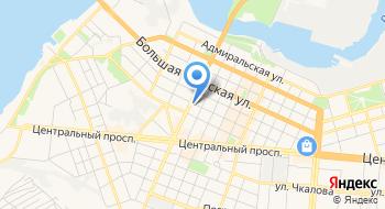 Центральный районный военкомат на карте