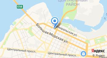 Podushka на карте