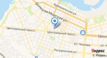 Бюро Путешествий ТурМастер на карте