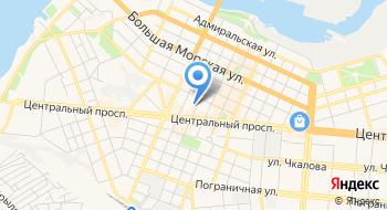 КНУКиИ, филиал на карте