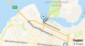 Первая украинская гимназия имени Н. Аркаса на карте