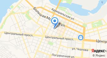 Межрайонная медико-социальная экспертная комиссия № 1 на карте