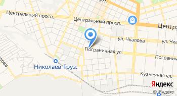 Николаевский областной благотворительный фонд социальной защиты инвалидов Центр на карте