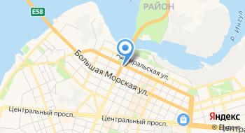 Компания Мой компьютер на карте
