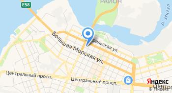 Прокуратура Николаевской области на карте