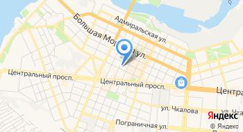 Туристическое агентство Горячие путешествия на карте