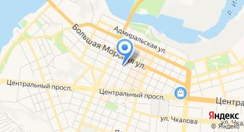 Николаевский региональный центр поддержки бизнеса на карте