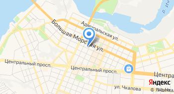 Николаевское областное КП Облтопливо на карте