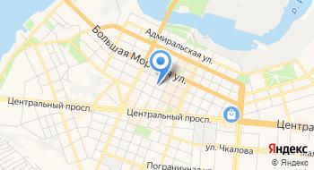 Управление государственной службы охраны при ГУМВД Украины, Управление полиции охраны в Николаевской области на карте
