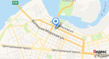 Магазин Медведь на карте