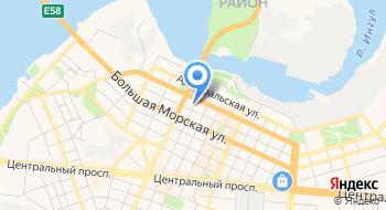 Фабрика Печатей на карте