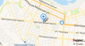 Нотариус Полищук Л. В. на карте