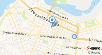 Украгрострой-Николаев на карте