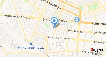 Днепро-Бугский морской терминал на карте