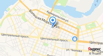 Николаевский областной театр кукол на карте