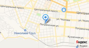 Сервисный центр Хайтек на карте