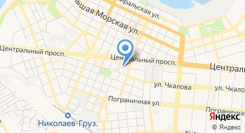 Николаевское государственное высшее музыкальное училище на карте