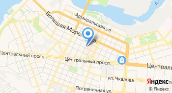 Инспекция по вопросам защиты прав потребителей в Николаевкой области на карте