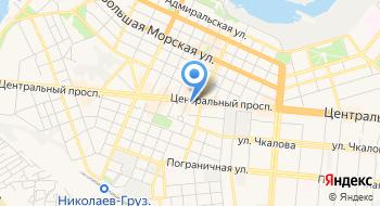 Турагенство Николаева 108 Путешествий на карте