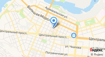 Детективное агентство Омега на карте