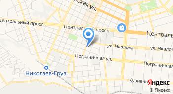 Fedex на карте